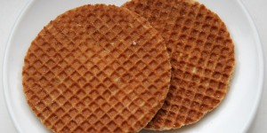 caramel-waffles
